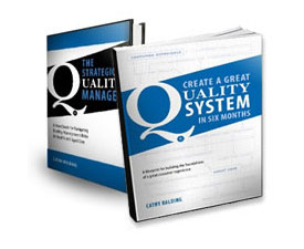 Total Quality System Solution Pack